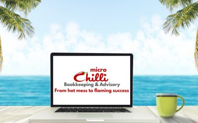 Turn Your Bookkeeping from Hot Mess to Flaming Success