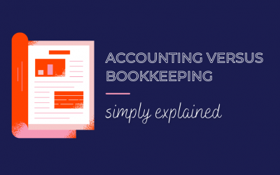 Difference between an accountant and bookkeeper